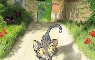 Chronique de la bande dessinée Léonid: Les deux Albinos