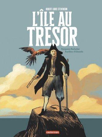 Chronique de la bande dessinée L'île au trésor