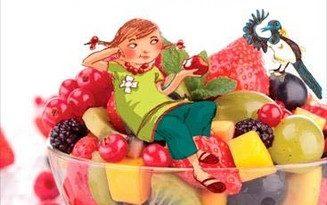 Chronique de l'album jeunesse Les exposés gourmands illustrés – Les fruits