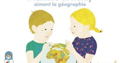 Chronique de l'album jeunesse Maxime et Romy aiment la géographie - Mes amis Montessori