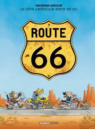 Chronique de la bande dessinée Route 66