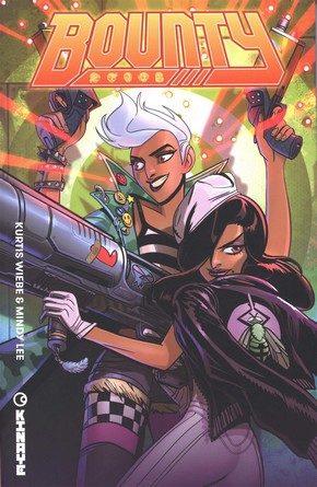 Chronique de la bande dessinée Bounty