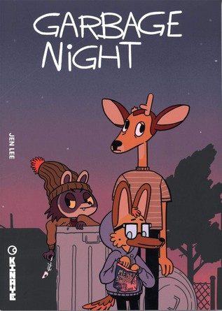 Chronique de la bande dessinée Garbage night