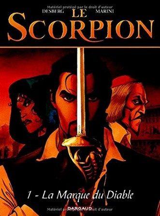 Chronique de la bande dessinée Le Scorpion