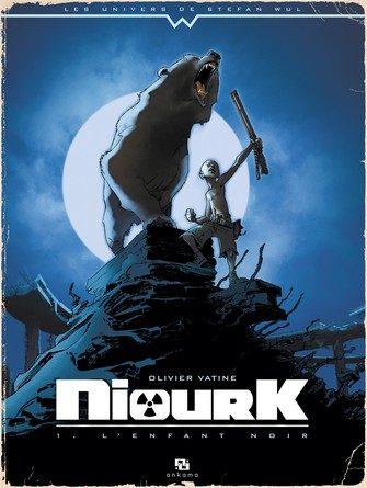 Chronique de la bande dessinée Niourk: L'enfant noir
