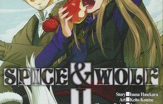 Chronique du manga Spice & Wolf