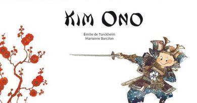 Critique de l'album jeunesse Kim Ono