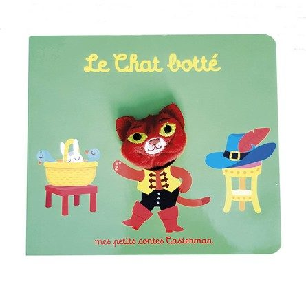 Chronique de l'album jeunesse Le Chat botté
