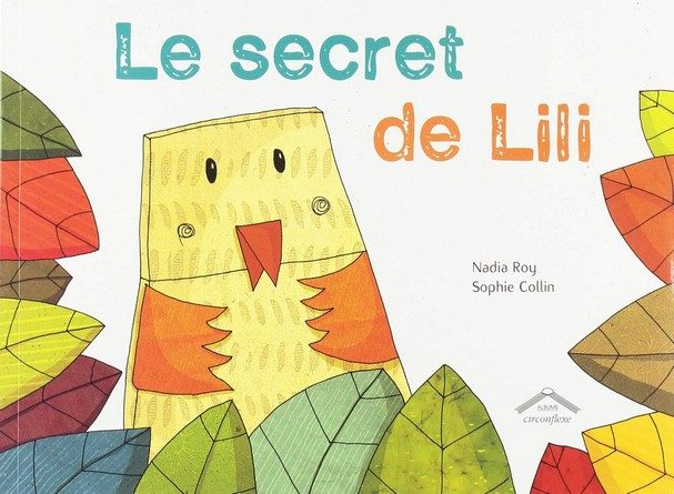 Chronique de l'album jeunesse Le secret de Lili