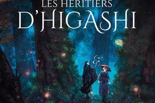 Chronique du roman Les héritiers d'Higashi