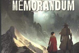 Chronique du roman Mémorandum