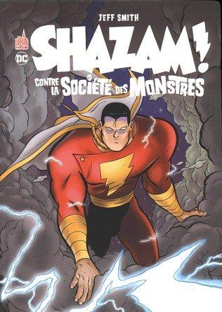 Chronique de la bande dessinée Shazam
