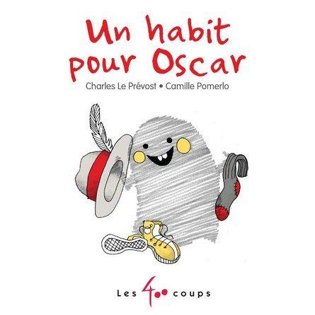 Chronique de l'album jeunesse Un habit pour Oscar