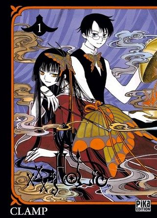 Chronique du manga XXX holic
