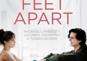 Chronique du roman Five feet apart