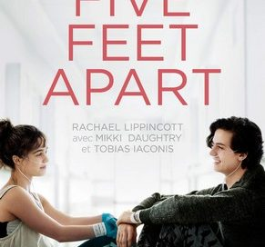 Chronique du roman Five feet apart