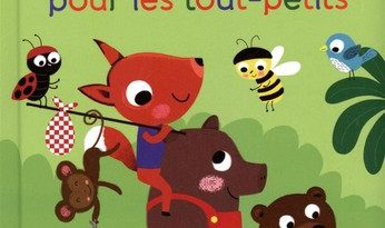 Chronique de l'album jeunesse Histoires d'animaux pour les tout-petits
