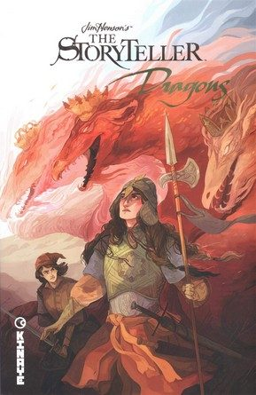 Chronique de la bande dessinée The StoryTeller_Dragons
