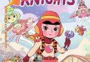 Chronique de la bande dessinée Chasma knights
