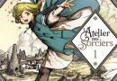 Chronique du manga L'atelier des Sorciers