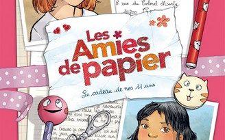 Chronique de la bande dessinée Les amies de papier