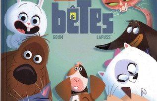 Chronique de la bande dessinée Comme des bêtes