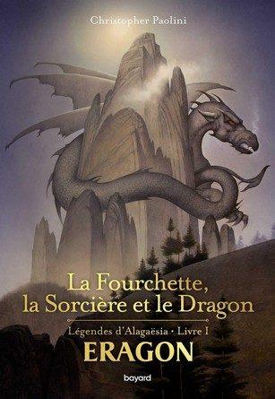 Chronique du roman La Fourchette, la Sorcière et le Dragon