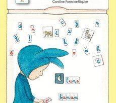 Chronique du coffret Les lettres mobiles magnétiques Montessori de Balthazar