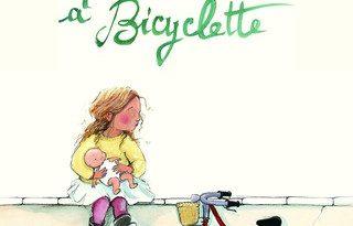 Chronique de l'album jeunesse Lucette à bicyclette