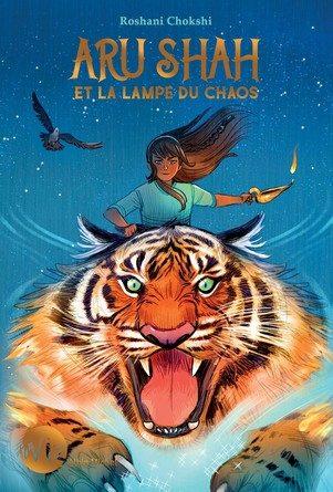 Chronique de l'album jeunesse Aru Shah et la lampe du Chaos