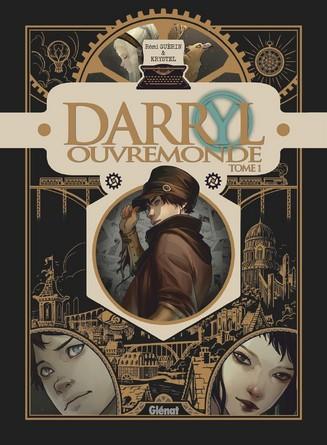 Chronique de la bande dessinée Darryl Ouvremonde