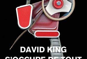 Chronique du roman David King s'occupe de tout