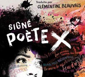 Chronique du roman Signé Poète X