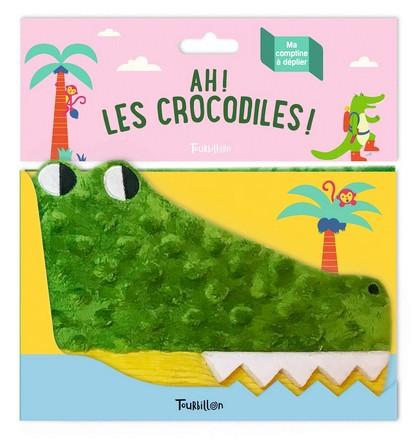 Chronique de l'album jeunesse Ah! Les crocodiles