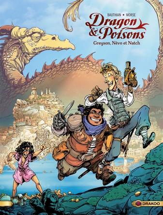 Chronique de la bande dessinée Dragon et Poisons
