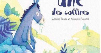 Chronique de l'album jeunesse Le petit âne des collines