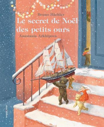 Chronique de l'album jeunesse Le secret de Noël des petits ours