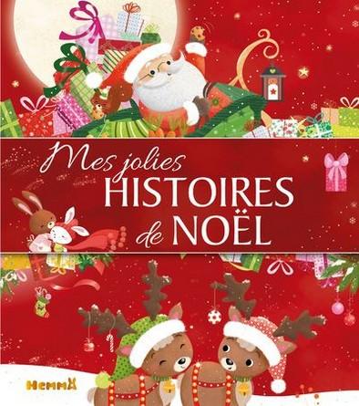 Chronique de l'album jeunesse Mes jolies histoires de Noël