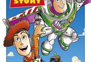 Chronique du manga Toy Story