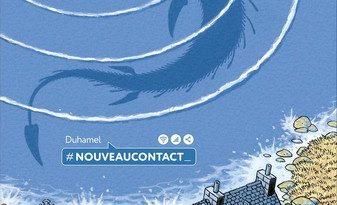 Chronique de la bande dessinée #nouveaucontact_