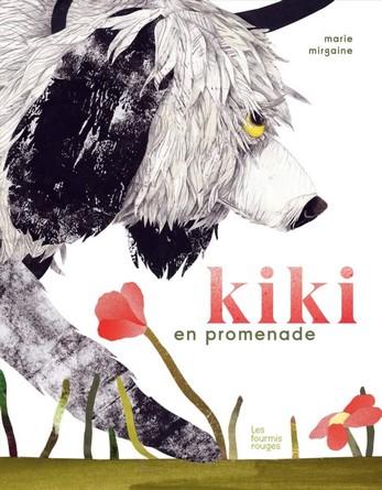 Chronique de l'album jeunesse Kiki en promenade