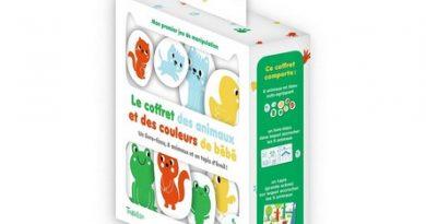 Chronique du coffret des animaux et des couleurs de bébé