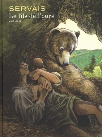 Chronique de la bande dessinée Le fils de l'ours