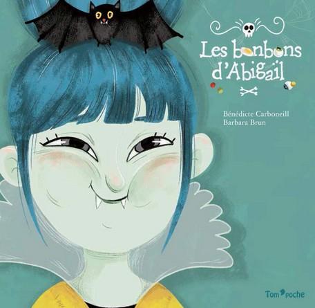 Chronique de l'album jeunesse Les bonbons d'Abigaïl