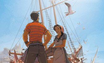 Chronique de la bande dessinée Marius