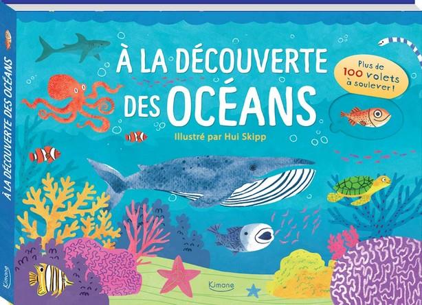 Chronique de l'album jeunesse À la découverte des océans