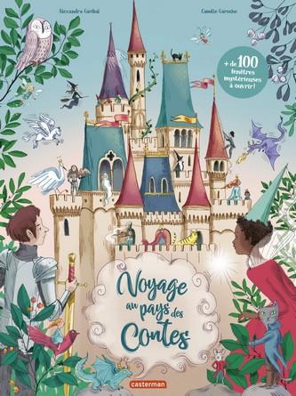 Chronique de l'album Voyage au pays des contes