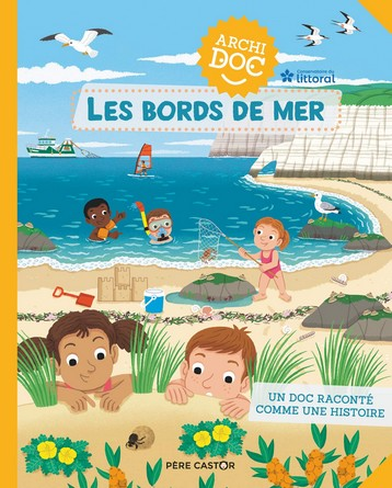 Chronique de l'album jeunesse Archidoc – Les bords de mer