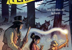 Chronique du roman jeunesse L'agence Pendergast – Les griffes de la forêt