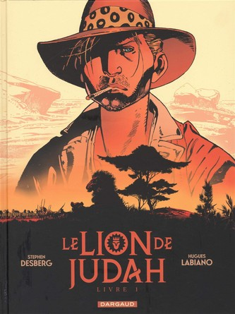 Chronique de la bande dessinée Le lion de Judah